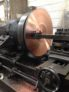 Conventional Turning of Copper Disk for Vacuum Furnace