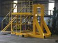 Safe Working Platforms manufactured by Blackhill Engineering