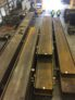 Deck Steels for temporary jetty at Hinkley Point C (5m to 14m long)