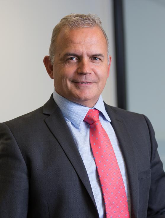 Shaun Mitchell, Finance Director, SC Group