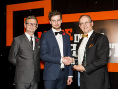 Blackhill Engineering's Andrew Burrows wins Apprentice of the Year